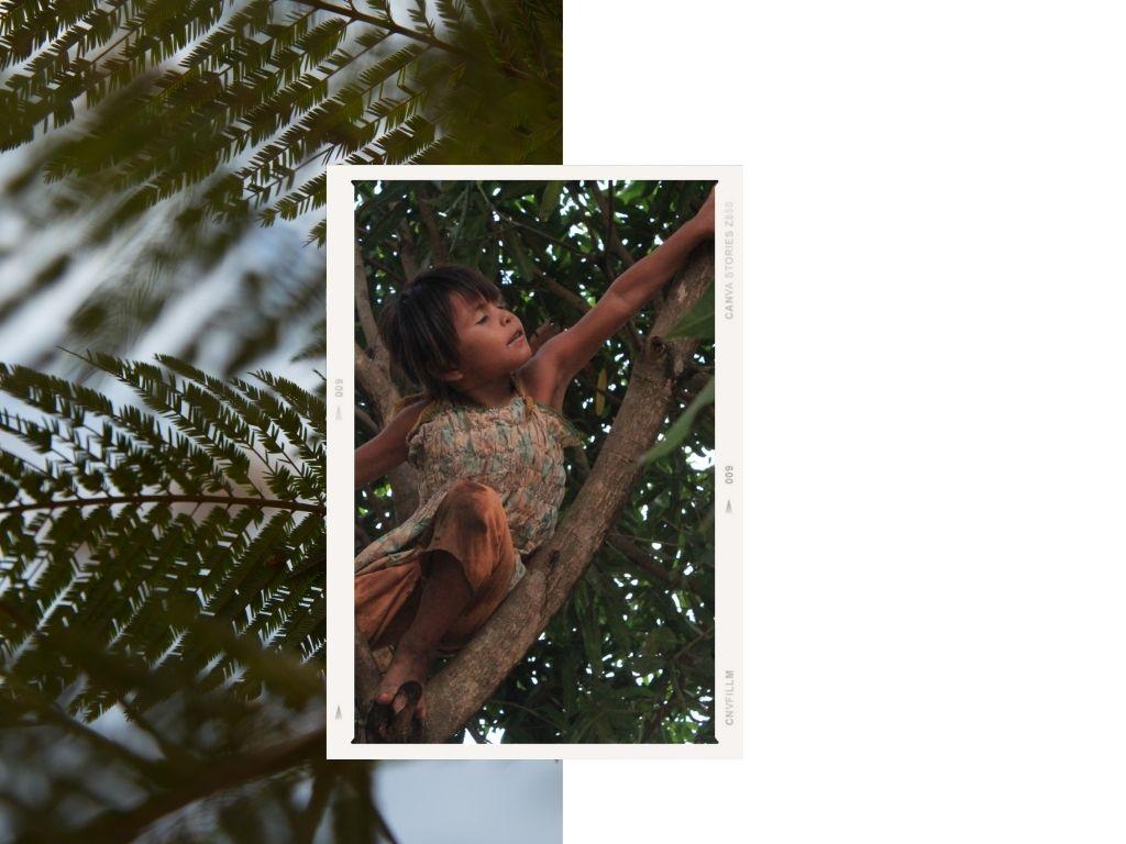 Brown Scrapbook Travel Photo Book (5)